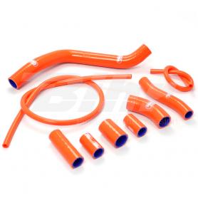 Kit manguitos refrigeración KTM Supermoto 990 09-13 KTM-12 Naranja