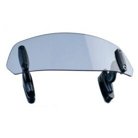 Deflector de Cupula Puig con Fijacion de Clip-On Transparente