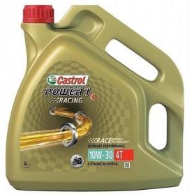 Aceite Castrol 10W30 Power 1 Racing Sintetico 4T 4 Litros