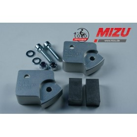 Kit para subir altura HONDA CB1300 (03-10) Mizu +30mm trasera