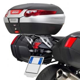 Soporte Givi Maleta Trasera BMW K1300R Monokey Aluminio