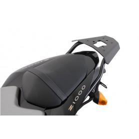 Soporte maleta trasera Kawasaki Z 750 / R, Z 1000 ALU-RACK Negro
