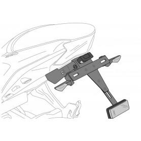 Portamatricula Honda MSX 125 2014-15 Puig