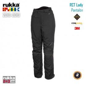 Pantalón RUKKA RCT Gore-Tex Mujer C1 Corto Negro Invierno