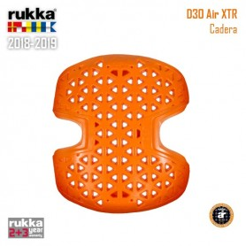 Protector de cadera D30 AIR XTR Naranja