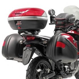 Soporte Givi Maleta Trasera Honda XL700V Transalp Monokey 08-12