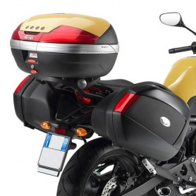 Soporte Givi PLXR Rapido Maletas V-35 Yamaha XJ6 / XJ6 Diversion