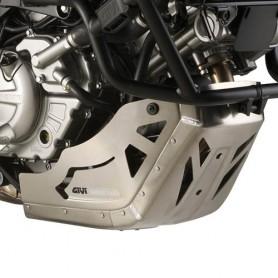 Cubre Carter Givi Suzuki V-Strom 650 L2 Aluminio 11-16