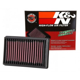 Filtro Aire BMW R1200RT 14- K&N Lavable