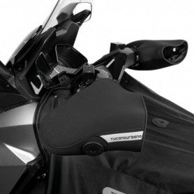 Manoplas Honda Forza 125/300 (18-) Tucano Urbano Neopreno SX Manillares con contrapeso
