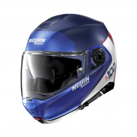 Casco Nolan N100-5 Plus Distinctive Azul 029 Modular
