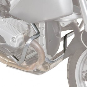 Defensa Motor BMW R1200GS 04-12 Givi Color Plata
