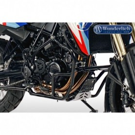 Defensa Motor BMW F650GS / F700GS / F800GS Twin Negro Wunderlich Modelo Adventure