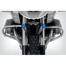 Defensa Motor Inferior BMW R1200GS y Adventure Plata Wunderlich