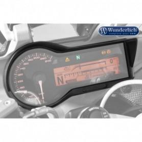Visera de protección cuadro BMW R1200R LC, R1200RS LC Wunderlich 21081-002