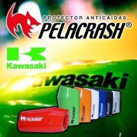 Protector de Motor Kawasaki Z750 2007-16 Pelacrash