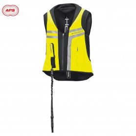 Chaleco Airbag Air Vest 2 Held Negro/Fluor