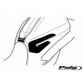 Protector Deposito + Lateral BMW F800R 2009-15 Puig 8433C