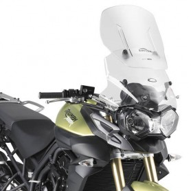 Cúpula Triumph Tiger 800 XR/XC 2015 en adelante Givi Airflow