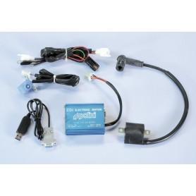Kit centralita CDI Polini Universal programable para 2T y 4T monocilindrico