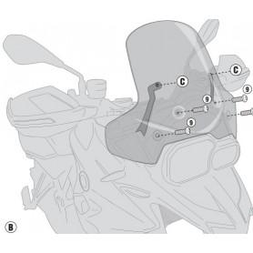 Kit Anclaje Especifico para Cúpulas D5107KIT