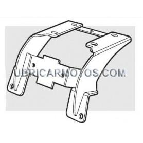 Soporte Maleta Trasera Piaggio MP3 125RL/300/400/500 LT-Sport-Hybrid 125/300 LT 07- Shad Top Master