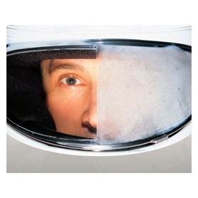 Pinlock antivaho universal transparente para cascos