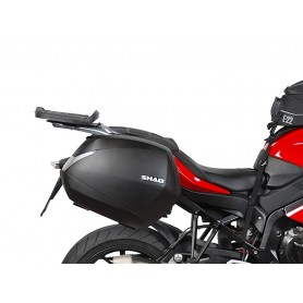 Soporte Maletas Laterales BMW S1000XR 2015- Shad 3P System