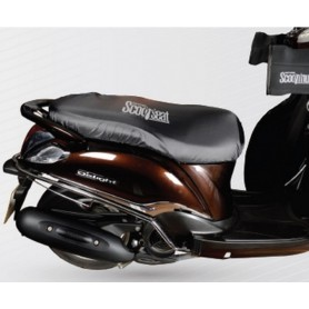 Funda Cubre Asiento Scooter Oxford Impermeable Disponible varias tallas