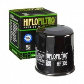 Filtro Aceite Kawasaki ER-6N/ER-6F 07-08 Hiflofiltro HF303