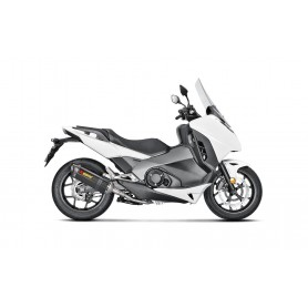 Escape Honda Integra 750 2016- Akrapovic Carbono Slip On Line