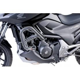 Defensas de Motor Honda NC750S/X 2014- Puig Negro