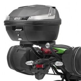 Soporte maleta trasera Kawasaki Ninja 300 13-16 Givi
