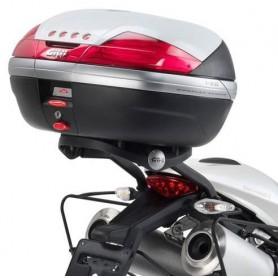Soporte Maleta Givi Ducati Monster 1100 08-11