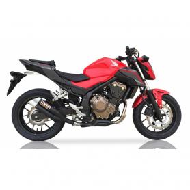 Escape Honda CB500F/X 2016- Ixil L3XB Dual Hyperlow