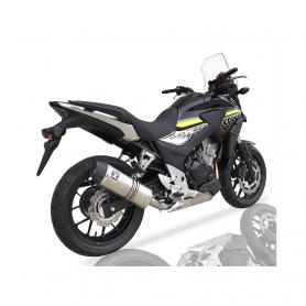 Escape Ixil Honda CB500F/X 2016 Sove Hexoval Xtrem Evolution