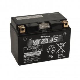 Bateria Moto YTZ14S Yuasa Hermetica sin Mantenimiento