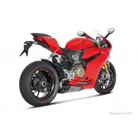 Silencioso Akrapovic Ducati 899 Panigale 14-15 Titanio Slip-on Line