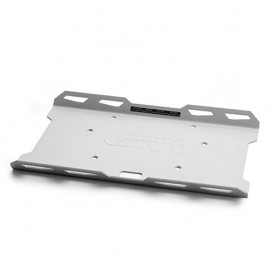 Portabolsa en aluminio Givi EX2M a fijar en soporte maleta