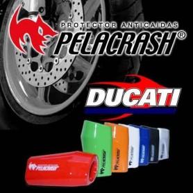 Protector de Motor todas las Ducati (sin carenado) Pelacrash