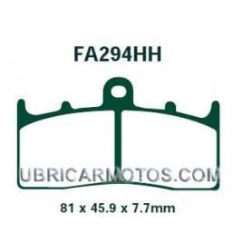 Pastillas BMW R1150 R Delantera EBC Sinterizadas HH 01-06
