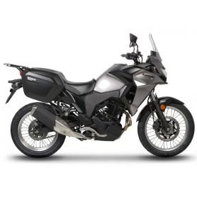 Soporte Maletas Laterales Kawasaki Versys-X 300 2017- Shad 3P System
