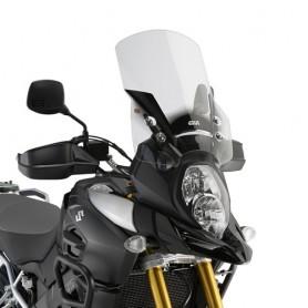 Cúpula Suzuki V-Strom 1000/XT 2017- Givi  22 cms mas alta que original