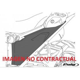 Recambio Tapas Laterales Yamaha MT-09 17-  Negro Mate Puig 9233J