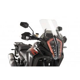 Protector Faro KTM 1290 Super adventure R/S 17- Transparente Puig 9470W