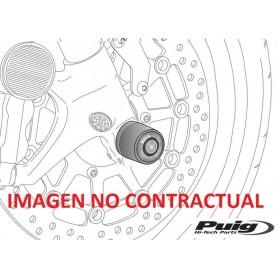 Protector Horquilla Racing Kawasaki ZX10R 06-07 Negro Puig 8519N