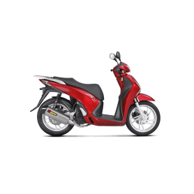 Escape Honda SH 125i-150i ABS 2013-2016 Akrapovic Carbono Slip On Line