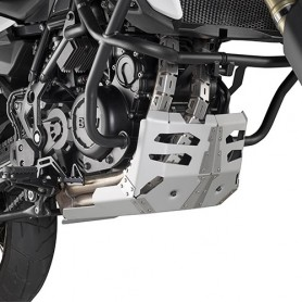 Cubre Carter BMW F800GS Adventure 13-17 Aluminio