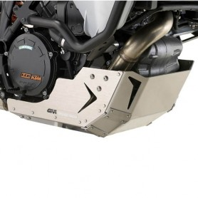 Cubrecarter KTM 1290 Super Adventure R/S 2017- Givi Aluminio