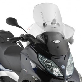 Cúpula Piaggio MP3 500ie Sport/Business 2014- Givi Airflow Extensible